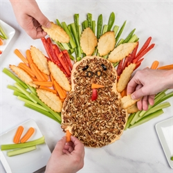 Picture of Turkey Cheese Ball